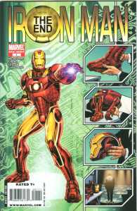 +10 nerd points if you get the cover reference, -10 if your an Iron Fan and you don't.