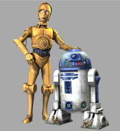 Saturday Night Showcase: Star Wars Droids