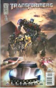 Transformers: Alliance #4