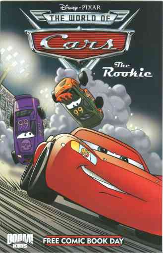 World of Cars: Free Comic Book Day
