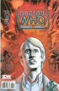 """Yesterday's"" Comic> Doctor Who Classics Series 2 #6"