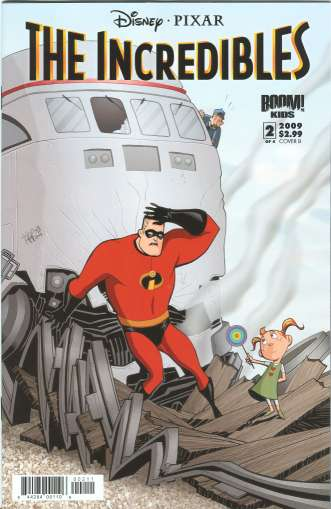 The Incredibles: Family Matters #2