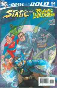 BW's Morning Article Link: Black Lightning Gets A TV Series