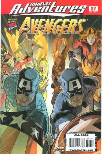 Marvel Adventures: The Avengers #37