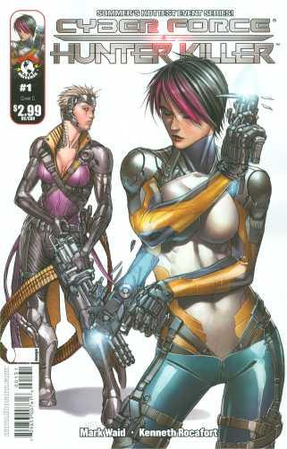 Cyberforce/Hunter-Killer