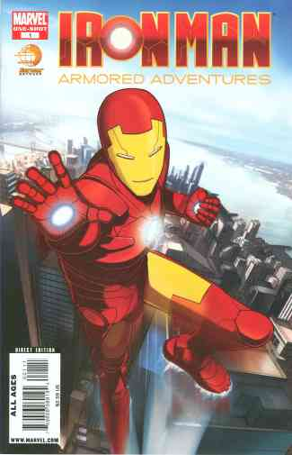 Iron Man: Armored Adventures one-shot
