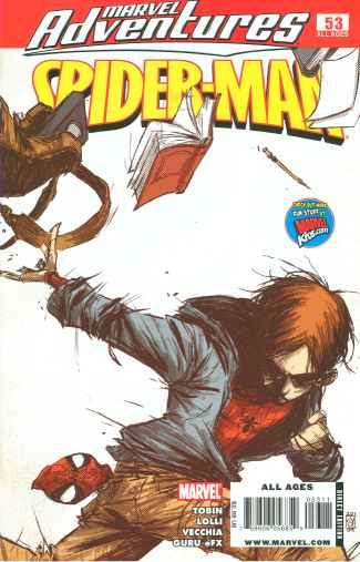 Marvel Adventures: Spider-Man #53
