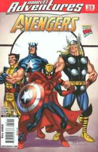 Marvel Adventures: The Avengers #39
