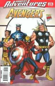 Marvel Adventures: The Avengers #39