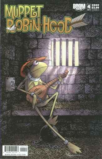 Muppet Robin Hood #4