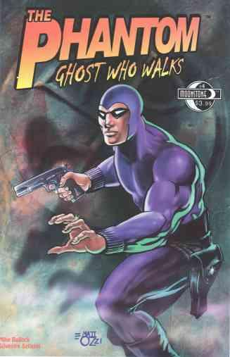 Phantom: Ghost Who Walks #4
