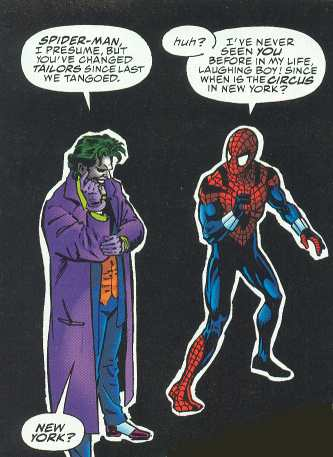 Joker meets Ben Reilly