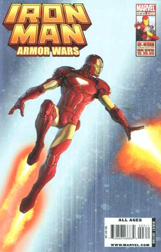 Iron Man & The Armor Wars #3