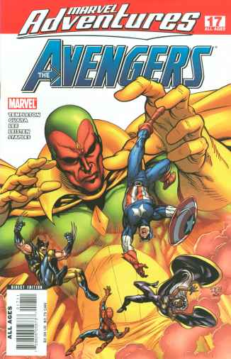 Marvel Adventures: The Avengers #17