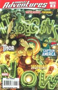 Marvel Adventures Super Heroes #17