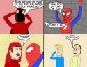 Marvel War #3 of4