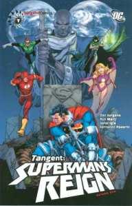 Tangent Superman's Reign v1