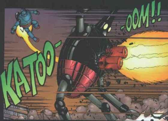 Gigantor's chiropractor license was later revoked.