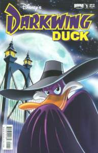 """Darkwing Duck #1 (cover """"a"""")"""