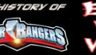 Power Rangers: East vs. West season1