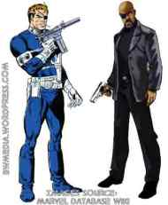 The History Of Nick Fury