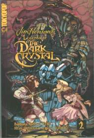 Today's Comic> Legends of the Dark Crystal v2
