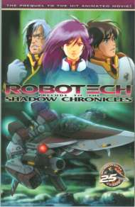 BW's Morning Article Link: Robotech Returns To Comics
