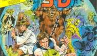 """Yesterday's"" Comic> Star Wars3-D"
