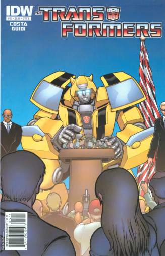 Granted, I'd take Bumblebee over Obama any time...