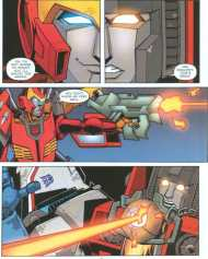 Today's Comic> Transformers#13