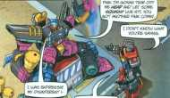 Today's Comic> Transformers Timelines#5