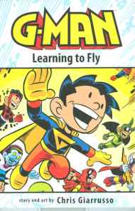 Today's Comic> G-Man Vol. 1: Learning to Fly