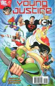 Young Justice #0