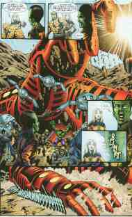 Today's Comic> Marvel Adv. Super Heroes V2#11
