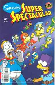 BW's Morning Article Link: Simpsons Ending Comic Run