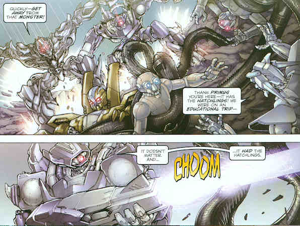 transformers dark of the moon shockwave pet. version of Shockwave ever!