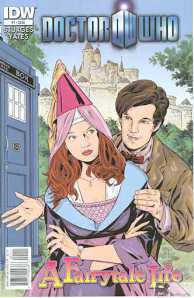 Doctor Who A Fairytale Life #1