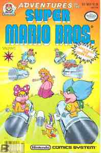 Adv of the Super Mario Bros #9