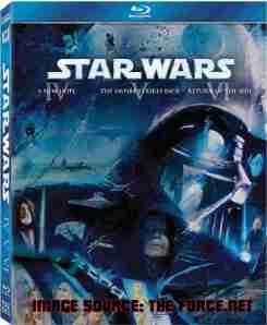 Star Wars Blu-Ray originals