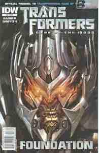 Transformers Foundation #3