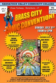 BW's Interviews From Brass City Comic Convention 2013