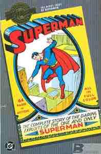 Superman #1 Millenium