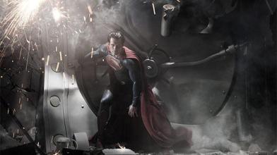 Cavhill as Superman teaser image