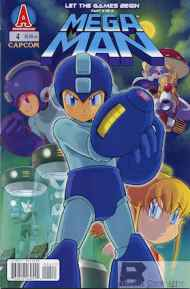 Morning Article Link: Mega Man's Comic Success