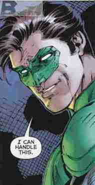 BW's Morning Article Link: Hal Jordan And Colonel Sanders