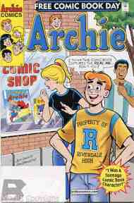 BW's Morning Article Link: Classic Archie Tackles Autism Awareness