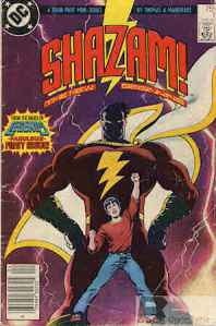 Shazam The New Beginning #1