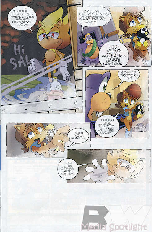 Image result for sonic genesis archie 229