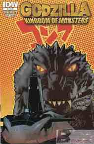 BW's Morning Article Link: Godzilla's Animated Movie