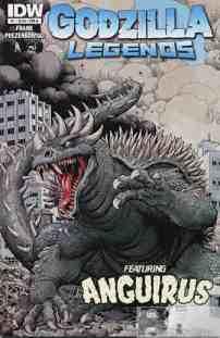 "Godzilla Legends #1 (cover ""a"")"